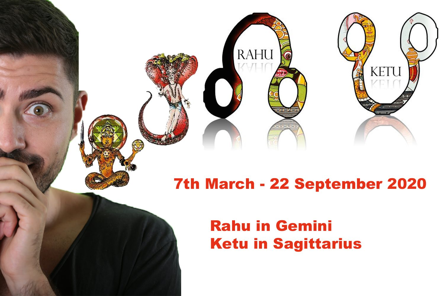 Rahu and Ketu transit 2019-2020 | Astrology Coaching - Vedic